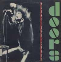 Gramofonska ploča Doors Alive, She Cried 96 0269-1, stanje ploče je 9/10