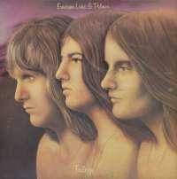 Gramofonska ploča Emerson, Lake & Palmer Trilogy 86 230 IT, stanje ploče je 8/10