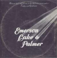 Gramofonska ploča Emerson, Lake & Palmer Welcome Back My Friends To The Show That Never Ends - Ladies And Gentlemen MNT 63500, stanje ploče je 9/10
