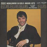 Gramofonska ploča Elvis Presley Worldwide 50 Gold Award Hits LSRCA 70851/2/3/, stanje ploče je 10/10