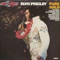 Gramofonska ploča Elvis Presley Takeoff - Pure Gold PJL 1-8078, stanje ploče je 9/10