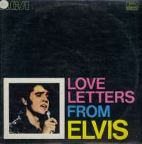 Gramofonska ploča Elvis Presley Love Letters From Elvis LSRCA 70473, stanje ploče je 10/10