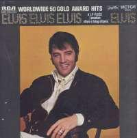Gramofonska ploča Elvis Presley Worldwide 50 Gold Award Hits LSRCA 70851-4, stanje ploče je 10/10