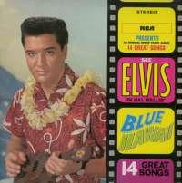 Gramofonska ploča Elvis Presley Blue Hawaii (Soundtrack) LSP 2426, stanje ploče je 10/10