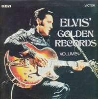 Gramofonska ploča Elvis Presley Elvis' Golden Records Volume 1 LSRCA 70698, stanje ploče je 9/10