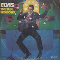Gramofonska ploča Elvis Presley Sun Sessions LSRCA 70890, stanje ploče je 10/10