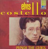 Gramofonska ploča Elvis Costello And The Attractions Punch The Clock LSFBEAT 11041, stanje ploče je 10/10