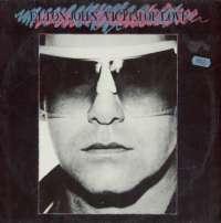Gramofonska ploča Elton John Victim Of Love 9103 509, stanje ploče je 10/10