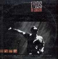 Gramofonska ploča Eros Ramazzotti Eros Ramazzotti In Concert LP-7-2-S 2036004, stanje ploče je 10/10