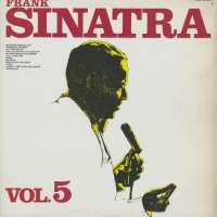 Gramofonska ploča Frank Sinatra Vol 5 SM3634, stanje ploče je 8/10