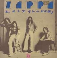 Gramofonska ploča Frank Zappa Zoot Allures WB 56298, stanje ploče je 9/10