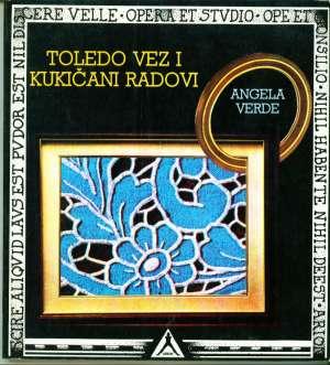 Toledo vez i kukičani radovi Angela Verde meki uvez