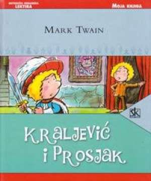 Kraljević i prosjak Twain Mark tvrdi uvez