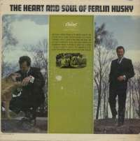 Gramofonska ploča Ferlin Husky Heart And Soul Of Ferlin Husky ST 1885, stanje ploče je 7/10