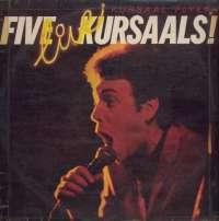 Gramofonska ploča Kursaal Flyers Five Live Kursaals CBS 82253, stanje ploče je 10/10