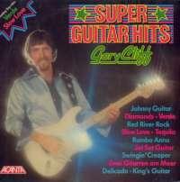 Gramofonska ploča Gary Cliff Super Guitar Hits CC 22 994, stanje ploče je 10/10