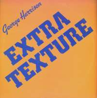 Gramofonska ploča George Harrison Extra Texture LSAP 73031, stanje ploče je 10/10