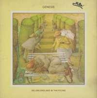 Gramofonska ploča Genesis Selling England By The Pound 6369 944, stanje ploče je 8/10