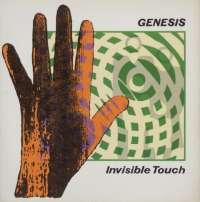 Gramofonska ploča Genesis Invisible Touch 207 750-630, stanje ploče je 9/10