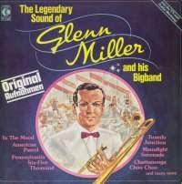 Gramofonska ploča Glenn Miller Legendary Sound Of Glenn Miller And His Bigband TG 1357, stanje ploče je 10/10