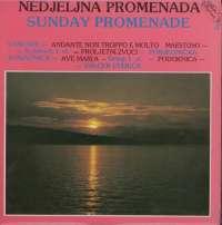 Gramofonska ploča Nedjeljna Promenada 5  LSRCA 71042, stanje ploče je 9/10