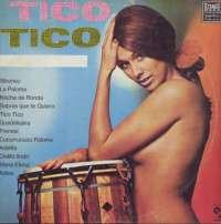 Gramofonska ploča Plesni Orkestar Armanda Zulueta Tico Tico LPSV-E 417, stanje ploče je 8/10