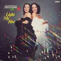 Gramofonska ploča Baccara Light My Fire LSRCA 70888, stanje ploče je 8/10