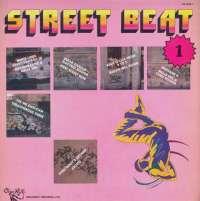 Gramofonska ploča Razni Izvođači (Street Beat Vol. 1) Street Beat Vol. 1 2222418, stanje ploče je 8/10