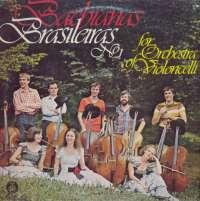 Gramofonska ploča 8 Violončel Bachianas Brasileiras No.1 For Orchestra Of Violoncelli 2130432, stanje ploče je 10/10