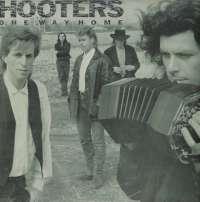 Gramofonska ploča Hooters One Way Home CBS 40659, stanje ploče je 10/10
