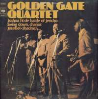 Gramofonska ploča Golden Gate Quartet Golden Gate Quartet CBS 88172, stanje ploče je 10/10