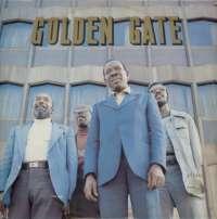 Gramofonska ploča Golden Gate Quartet Golden Gate LPS 75504, stanje ploče je 9/10