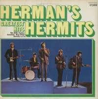 Gramofonska ploča Herman's Hermits Greatest Hits 048-EMD-50 727, stanje ploče je 10/10