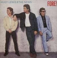 Gramofonska ploča Huey Lewis And The News Fore! LSCHRY 73179, stanje ploče je 10/10