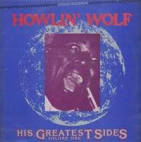 Gramofonska ploča Howlin Wolf His Greatest Sides, Volume One 2222302, stanje ploče je 10/10