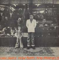 Gramofonska ploča Ian Dury New Boots And Panties!! LL 0637, stanje ploče je 10/10