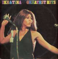 Gramofonska ploča Ike & Tina Turner Greatest Hits WB 36001, stanje ploče je 10/10