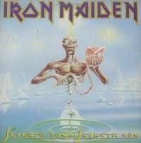 Gramofonska ploča Iron Maiden Seventh Son Of A Seventh Son, stanje ploče je 10/10