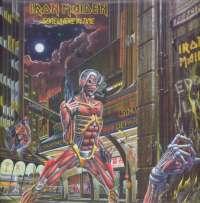 Gramofonska ploča Iron Maiden Somewhere In Time LSEMI 11161, stanje ploče je 10/10