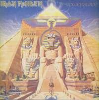 Gramofonska ploča Iron Maiden Powerslave LSEMI 11082, stanje ploče je 10/10
