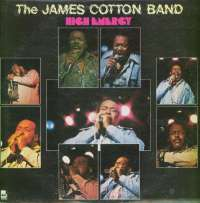 Gramofonska ploča James Cotton Band High Energy 6.23146 AO, stanje ploče je 10/10