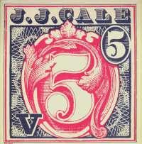 Gramofonska ploča J.J. Cale 5 SHL/18008, stanje ploče je 10/10