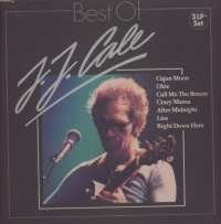 Gramofonska ploča J.J. Cale Best Of 9032/3, stanje ploče je 8/10