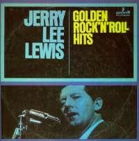 Gramofonska ploča Jerry Lee Lewis Golden Rock'n'Roll Hits PLP 0058, stanje ploče je 10/10