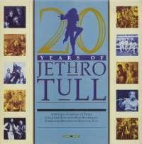 Gramofonska ploča Jethro Tull 20 Years Of Jethro Tull LSCHRY 75121/2, stanje ploče je 10/10