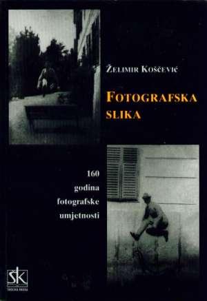 Fotografska slika Želimir Koščević meki uvez