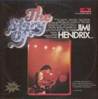 Gramofonska ploča Jimi Hendrix Story Of Jimi Hendrix 2LP 5725/5726, stanje ploče je 10/10