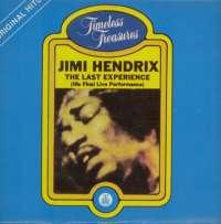 Gramofonska ploča Jimi Hendrix The Last Experience (His Final Live Performance) 2223783, stanje ploče je 10/10