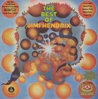 Gramofonska ploča Jimi Hendrix The Best Of Jimi Hendrix LP 5873, stanje ploče je 10/10