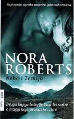 Nebo i zemlja Roberts Nora meki uvez